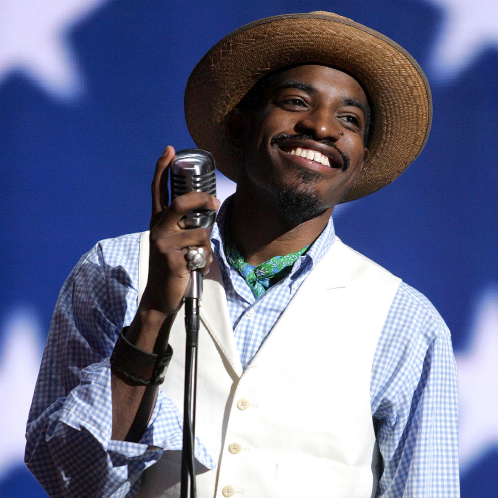 André 3000 to Co-Produce New Aretha Franklin Album