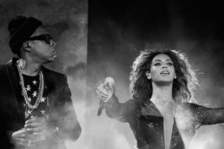 "Beyoncé & JAY Z Stream ""Partition"" Remix for BET Awards Performance"