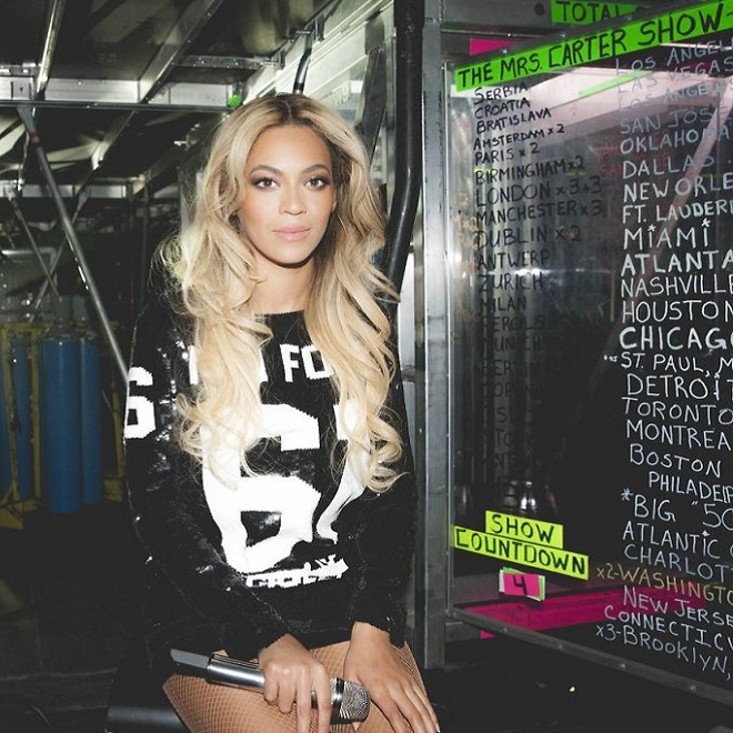 """Beyonce's """"Mrs Carter"""" Tour Subject of New HBO Series"""