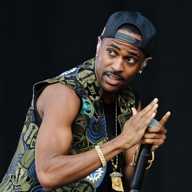 Big Sean Serves As Principal for a Day At Detroit School