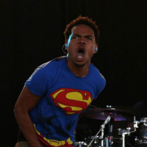 """Chance The Rapper & Childish Gambino Perform """"The Worst Guys"""" at Governors Ball"""