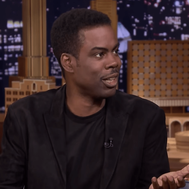 Chris Rock Announces First Comedy Tour in Six Years