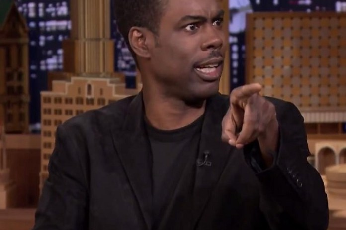 "Chris Rock's Upcoming ""Black Plague"" Tour Received Title from Kanye West"