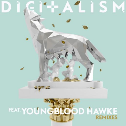 EXCLUSIVE: Digitalism - Wolves (Booka Shade Remix)