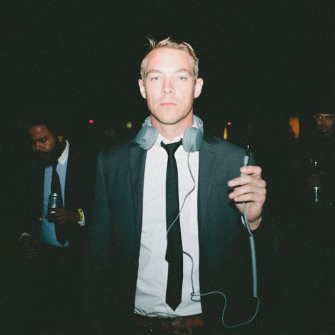 Diplo Announces 'Random White Dude Be Everywhere' Compilation
