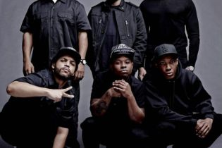 Dr. Dre Unveils Release Date & Cast Photo for N.W.A Biopic, Straight Outta Compton