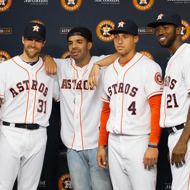 Drake Brings out Big Sean and Travi$ Scott at Houston Appreciation Day