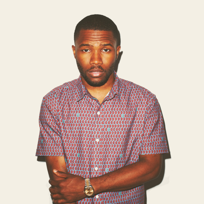 Frank Ocean Parts Ways With Management And Publicist