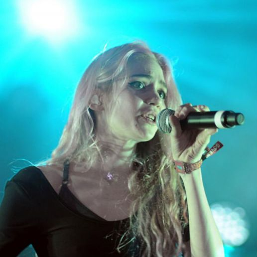 Grimes Debuts Three New Songs at Governor's Ball