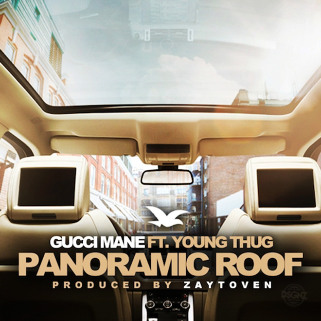 Gucci Mane featuring Young Thug - Panoramic Roof