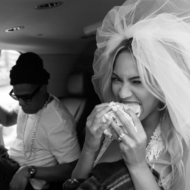 Have a Behind-The-Scenes Look at JAY Z & Beyoncé's Short Film 'Run'