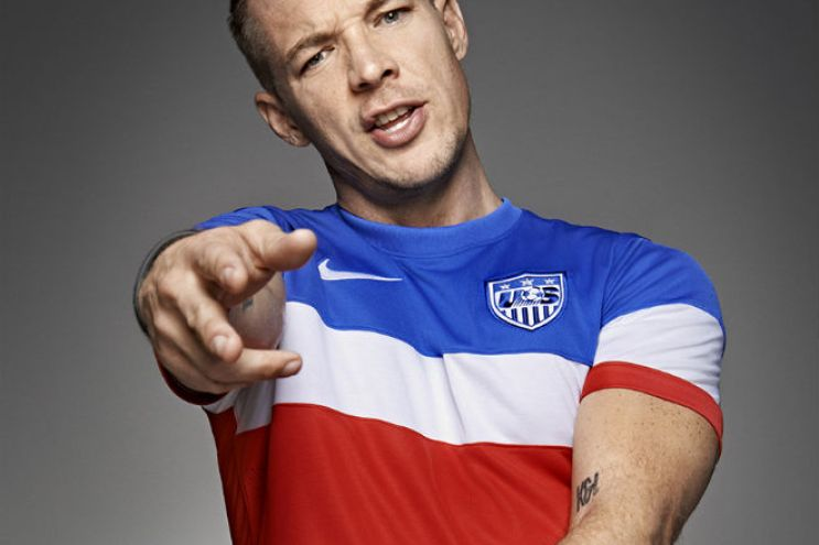 Here's Diplo's World Cup Mix