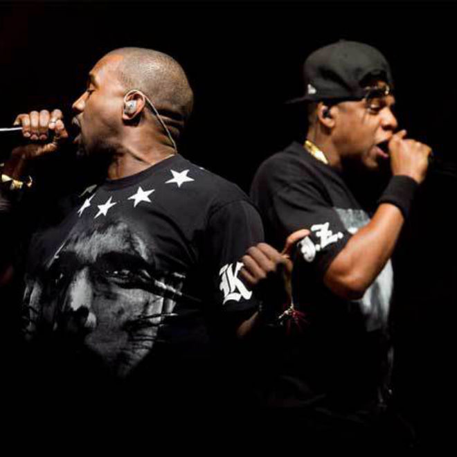 Is Kanye West Omitting JAY Z's Name From Lyrics?