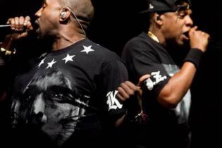 Is Kanye West Omitting JAY Z's Name From Lyrics?
