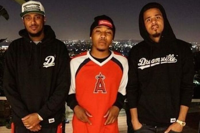J. Cole Signs Cozz to Dreamville Records