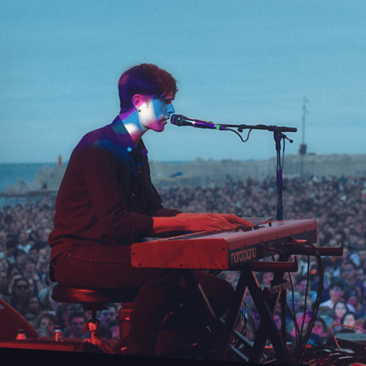 James Blake Collaborating with Kanye West on New Album