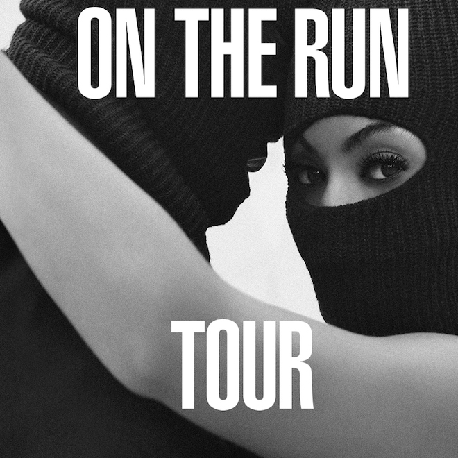 Jay Z & Beyonce's 'On The Run' Set To Be Second Highest Grossing Tour Ever
