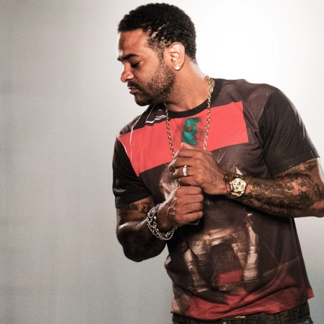 Jim Jones featuring Trey Songz - The Sh*t