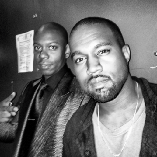 Watch Kanye West Give a Surprise Performance at Dave Chappelle's Radio City Show