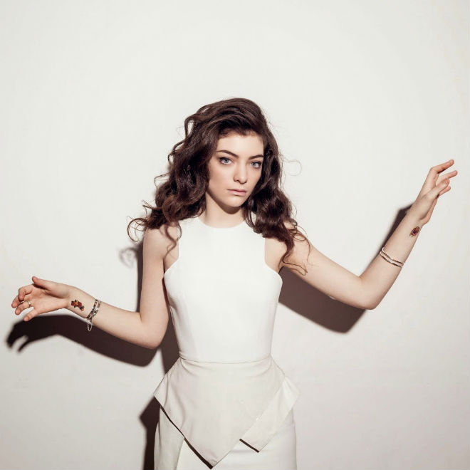 Lorde Announces International Tour Dates