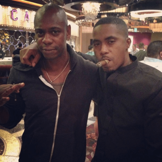 Nas Joins Dave Chappelle at Radio City Music Hall