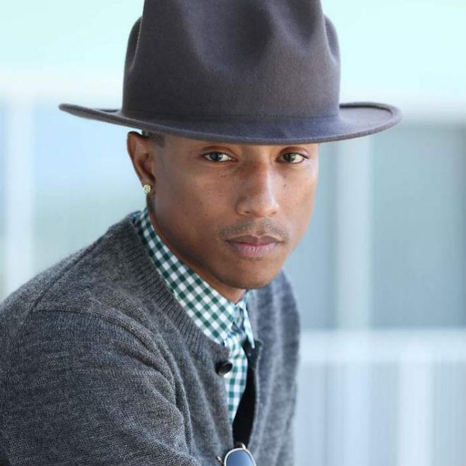 "Pharrell Says ""Sorry"" for Wearing Native American Headdress on Magazine Cover"