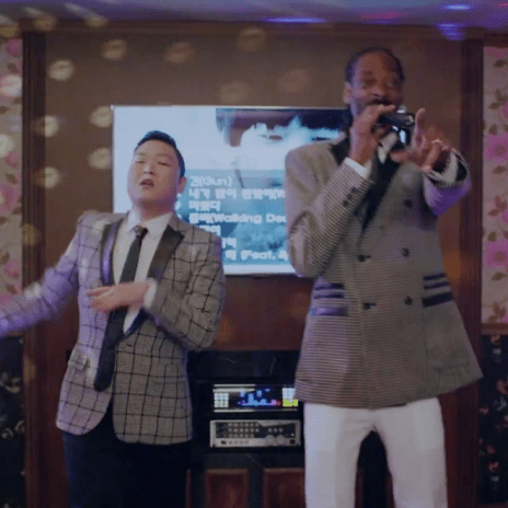PSY featuring Snoop Dogg - Hangover