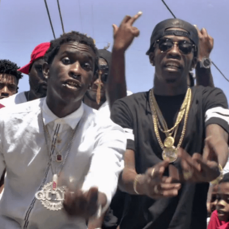 Rich Gang featuring Young Thug & Rich Homie Quan - Lifestyle