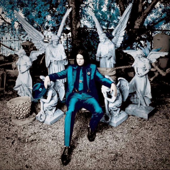 Stream Jack White's New Album 'Lazaretto'
