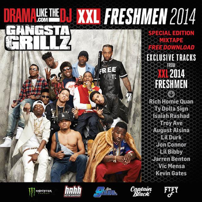 Stream the 2014 XXL Freshman Mixtape
