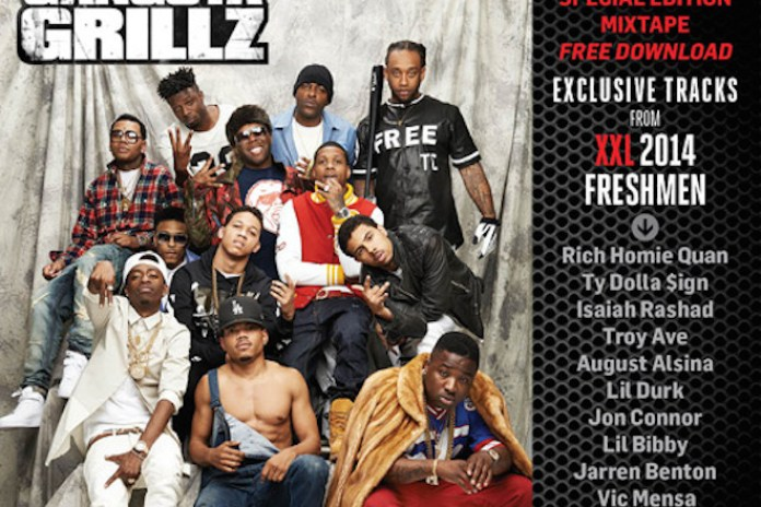 Stream the 2014 XXL Freshman Mixtape