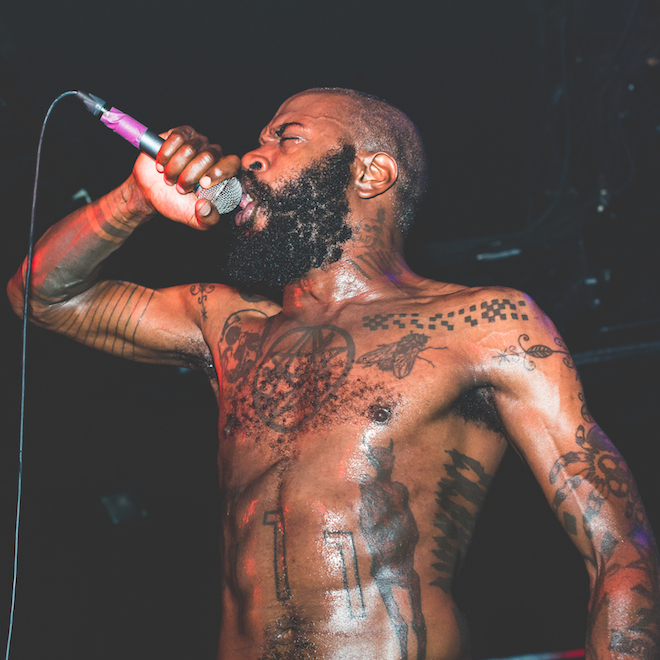 Preview Two New Songs From The Bug featuring Death Grips and Gonjasufi
