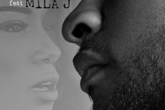 Usher featuring Mila J - Good Kisser (Remix)