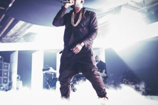Watch Kanye West Perform at the 2014 Summer X Games