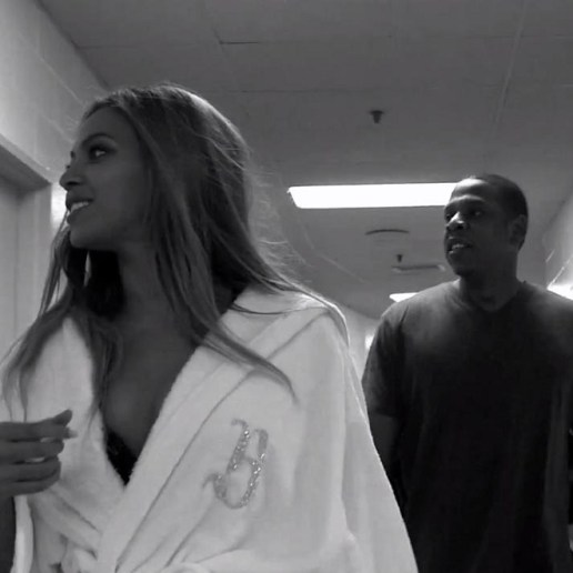 """Watch Rehearsal Footage from Jay Z & Beyonce's """"On The Run"""" Tour"""