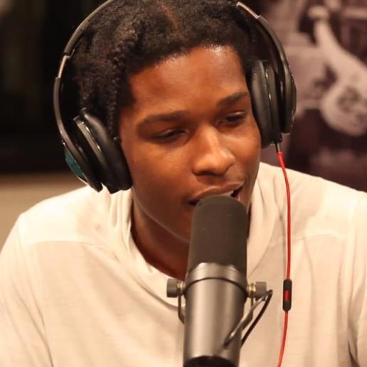 Watch the ASAP Mob Freestyle for Funkmaster Flex