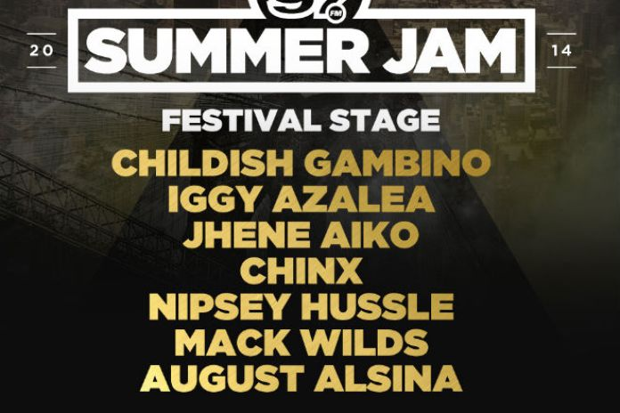 Watch the HOT 97 Summer Jam 2014 Performances