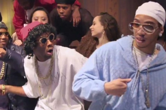 "Watch Tyler, The Creator and IceJJFish Perform ""I Just Bought A Bugatti"" on 'Loiter Squad'"