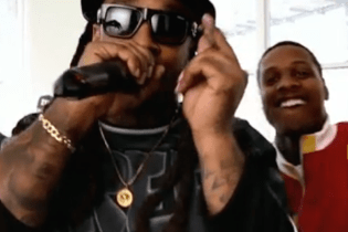 XXL 2014 Freshman Cypher Part Two featuring Lil Durk, Rich Homie Quan and Ty Dolla $ign