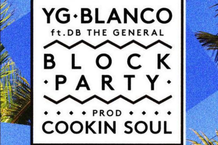 YG & Blanco - Block Party