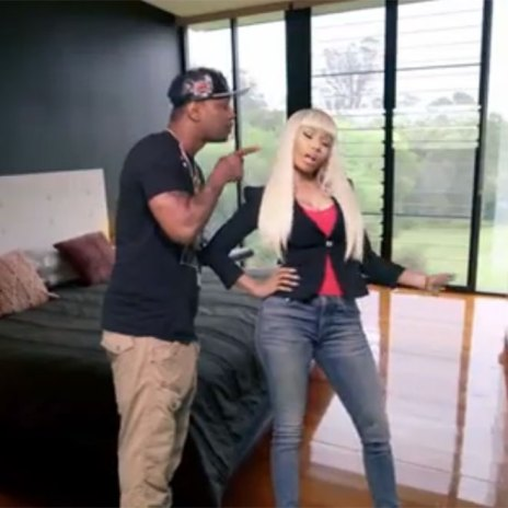 Cam'ron featuring Nicki Minaj & Yummy – So Bad