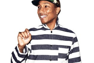 Pharrell to Curate 'NBA 2K15' Soundtrack