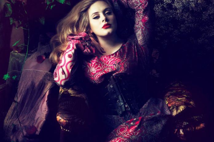 Adele Announces New Tour and Album in 2015