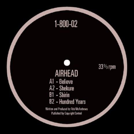 Stream James Blake Collaborator Airhead's New EP, 'Believe'
