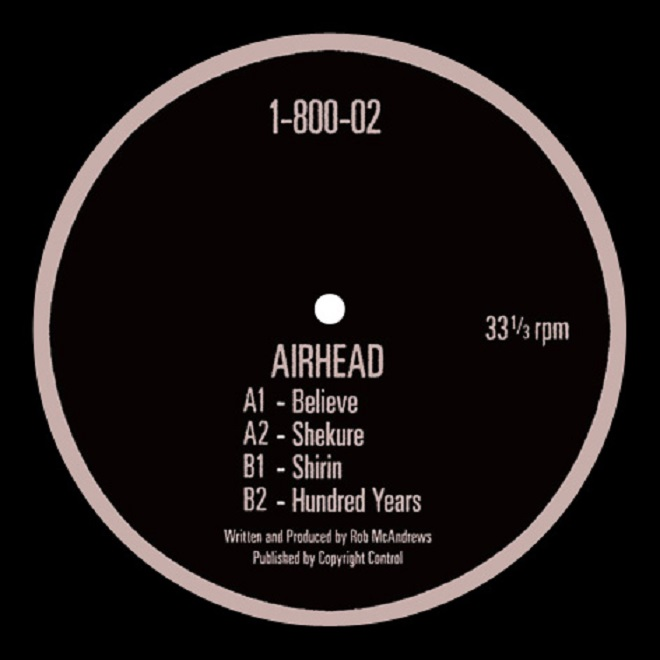 Stream James Blake Collaborator Airhead's New EP, 'Believe'