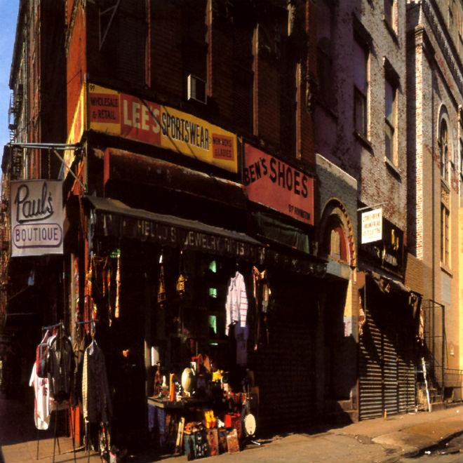 Beastie Boys's 'Paul's Boutique' Location to Host Commemorative Mural