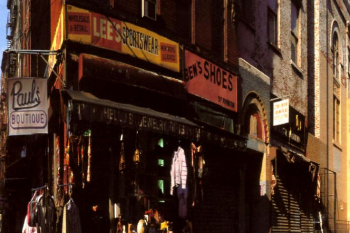 Beastie Boys's 'Paul's Boutique' Location to Host Commemorative Mural