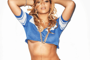"""BEYONCE"" Goes Double Platinum"