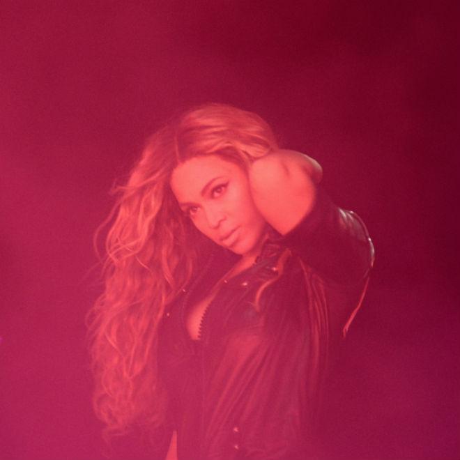 "Beyoncé Teases ""50 Shades of Grey"" on Instagram"