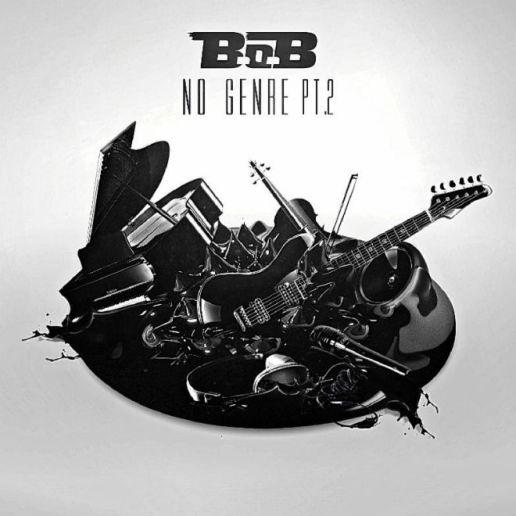 B.o.B Shares Three Music Videos At Once